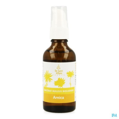Arnica Plantaardige Olie Bio Spray 50ml