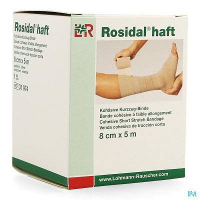 Rosidal Haft Cohesieve Windel 8cmx5m 1 31974