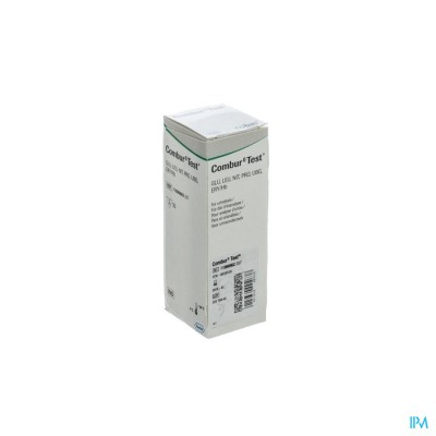 Combur 6 Test Strips 50 11896962257