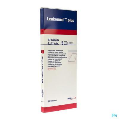 Leukomed T Plus Verb Ster 10,0cmx30cm 5 7238210