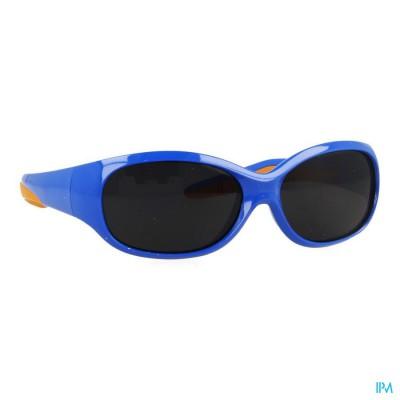 Eureka Care Zonnebril Kind Blauw-oranje 2-4jaar