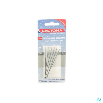 Lactona Interdent.cleaner 6,5mm l-m