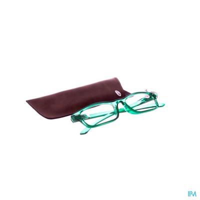 Pharmaglasses Leesbril Diop.+1.00 Green
