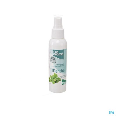 Crearoma Mentha Luchtverfris.ess Olie Spray 125ml
