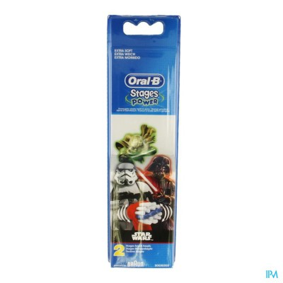 Oral B Refill Eb10-2 Star Wars 2