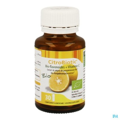 Citrobiotic Be Life Caps 30