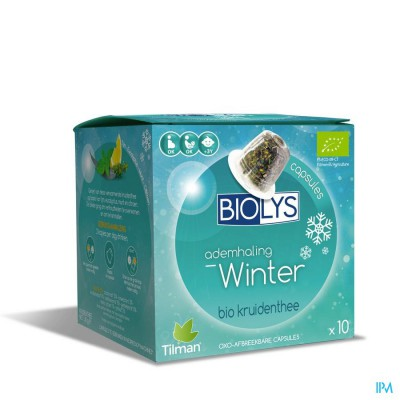 Biolys Winter Caps 10