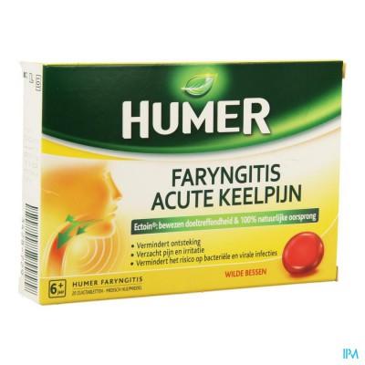 Humer Faryngitis Comp 20