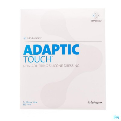 Adaptic Touch Siliconeverb 20x32cm 5 Tch504