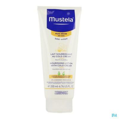 Mustela Ps Melk Voedend Cold Cream 200ml