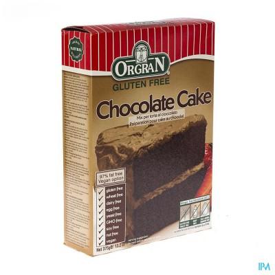 Orgran Mix Chocoladecake 375g 4501