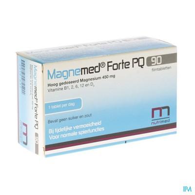 Magnemed Forte Pq Blister Filmtabl 90