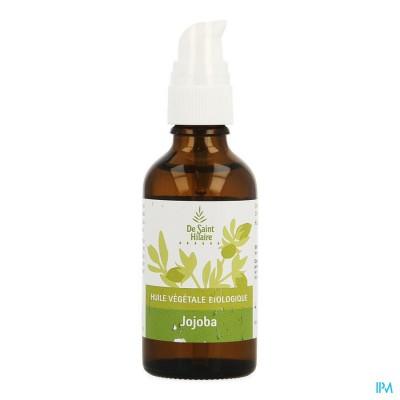 Jojoba Plantaardige Olie Bio Pompfl 50ml