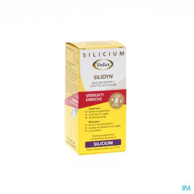 Silidyn Silicium Gutt 25ml