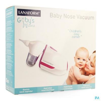 Lanaform Baby Nose Vacuum Neusreiniger Electr.