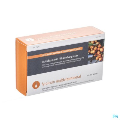 FYTOLEUM MULTIVITAMINERAL 60 CAPS