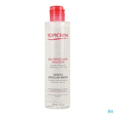 Topicrem Micellair Water 200ml