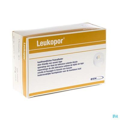 Leukopor A/allergie Rol 2,50cmx9,2m 12 245400