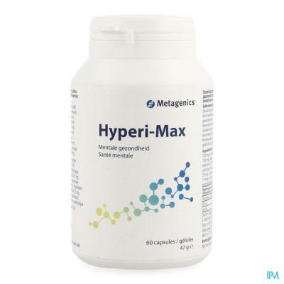 Hyperi-max Caps 60 122 Metagenics