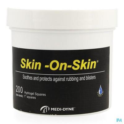 Skin On Skin Squares 2,5cmx2,5cm 200