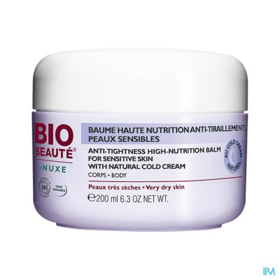 Bio Beaute Confort 24h Bodybalm Coldcream Pot200ml