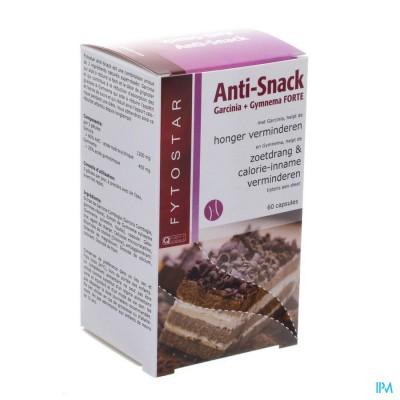 Fytostar A/snack Garcinia & Gymnema Forte Caps 60
