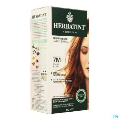 Herbatint Blond Acajou 7m