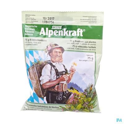 Salus Alpenkraft Bonbons 75g