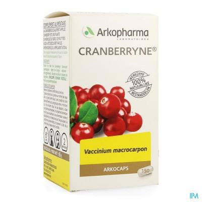 Arkocaps Cranberryne Caps 150 Cfr 2371268