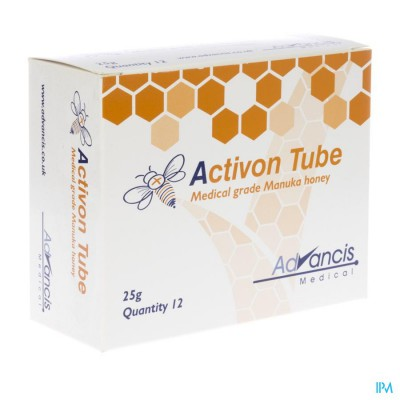 Activon Gel Tube 12x25g