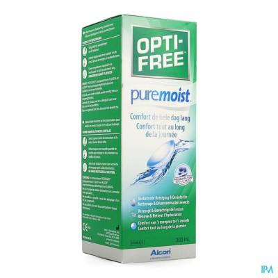 Opti-free Puremoist M.purpos.desinf.1x300ml+etui