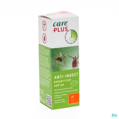 Care Plus For Kids Roll-on 50ml (zonder Deet)