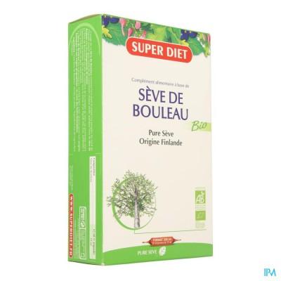 Super Diet Berksap Bio Amp 20x15ml