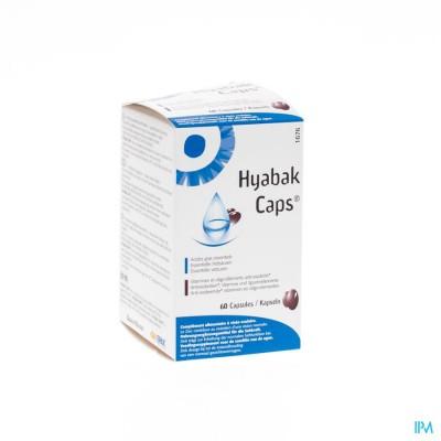 Hyabak Caps 60 Verv.2319564