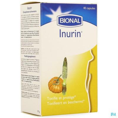 Bional Inurin Caps 40
