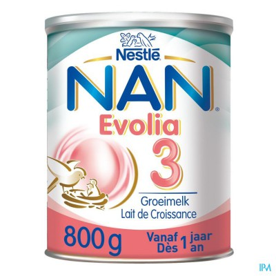Nan Optipro Evolia 3 Melkpdr 800g