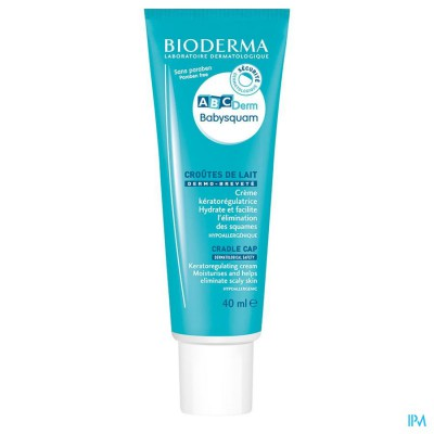 Bioderma Abc Derm Babysquam Melkkorstjes 40ml