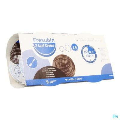 Fresubin 2kcal Creme Chocolade Pot 4x125g