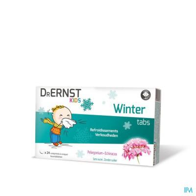 Dr Ernst Kids Winter tabs 24 Tabl