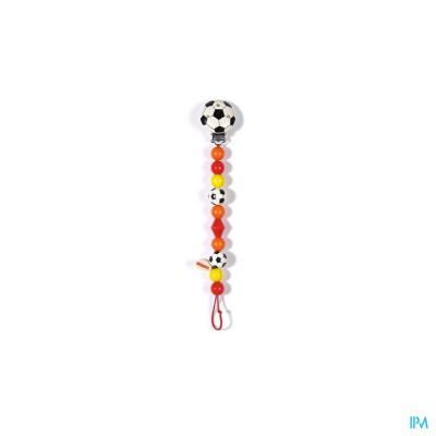 Heimess Fopspeenketting Hout Football H5014
