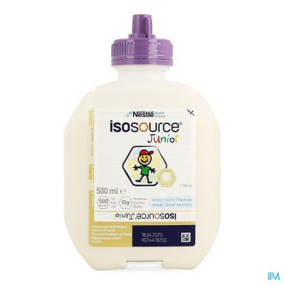 Isosource Junior 500ml