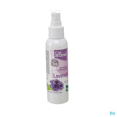 Crearoma Lavenda Luchtverfris.ess Olie Spray 125ml