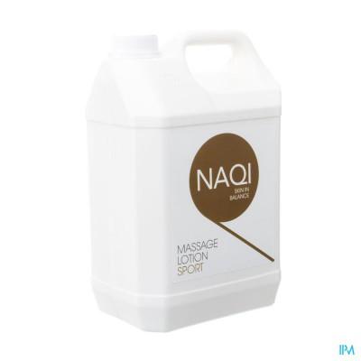 NAQI Massage Lotion Sport 5l