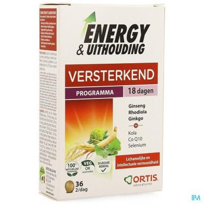 Ortis Energy&endurance Comp 2x18