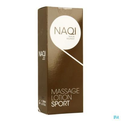 NAQI Massage Lotion Sport 200ml