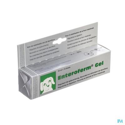 Enteroferm Hond/kat Gel Tube 1 X 20ml
