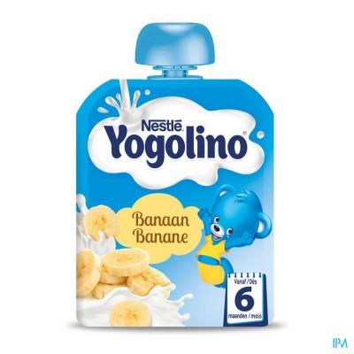 Nestle Yogolino Banaan Pouch 90g