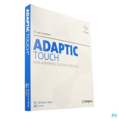 Adaptic Touch Siliconeverb 12.7x15cm 10 Tch503