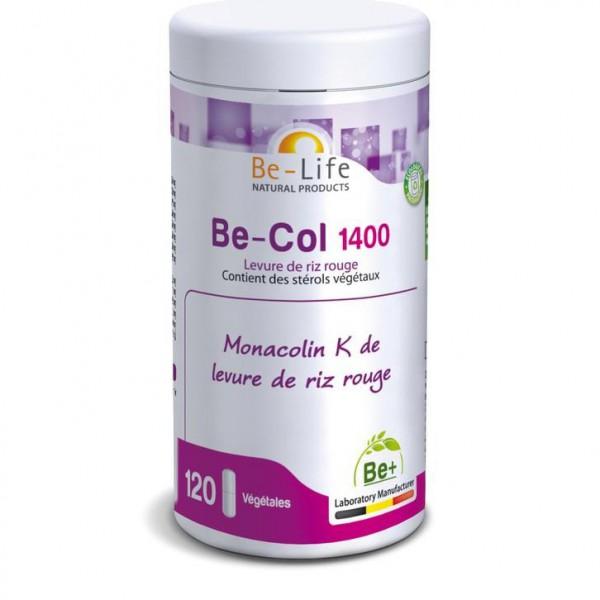 Be-col 1400 Be Life Pot Gel 120