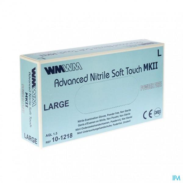 Advanced Nitr.handsch.onderz.softtouch -pdr l 150